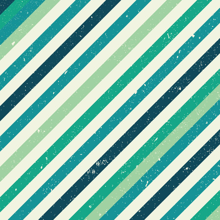 diagonally: A green diagonally striped vector grunge pattern background