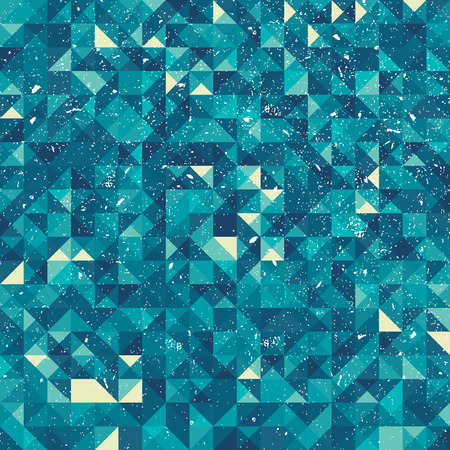 diamond pattern: Abstract pixel vector background