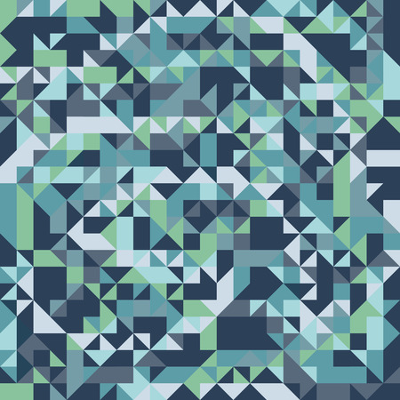 geometric style: Retro geometric style vector background