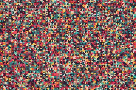 diamond shape: Abstract geometric vector pattern background