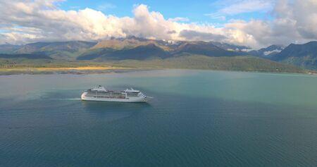 Seward, Alaska cruise ships Imagens