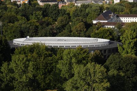 bellevue: Bundespraesidialamt, Bellevue Palace in Berlin-Tiergarten.