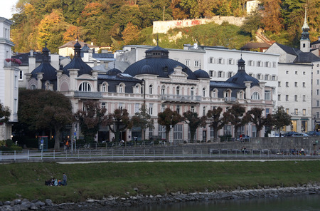 salzburg: Salzburg, Austria.