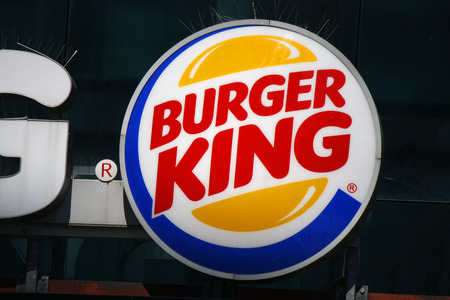 rey: Marca: Burger King, Berlin-Mitte.