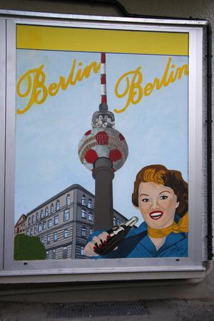 graffity: Graffity, Berlin-Prenzlauer Berg.