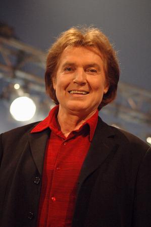 """chris: Chris Roberts - producci�n de TV """"El gran �xito del verano Festival 2005"""" Primera emisi�n el 26 de agosto de 2005, ZDF, Berl�n."""