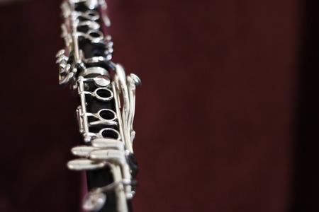 clarinete: Simb�lico del instrumento de m�sica: Clarinete imagen  simb�lico para un instrumento musical: el clarinete.