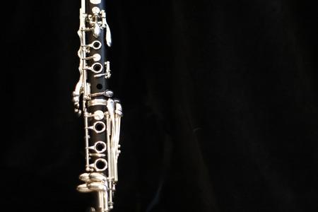 clarinete: Simbólico del instrumento de música: Clarinete imagen  simbólico para un instrumento musical: el clarinete.