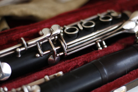 clarinet: Clarinete  clarinete.