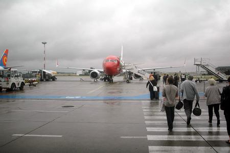 oslo: Impressions - Airport, Oslo, Norway.