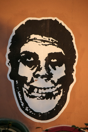 graffity: Gorilla  human Graffity, Berlin.