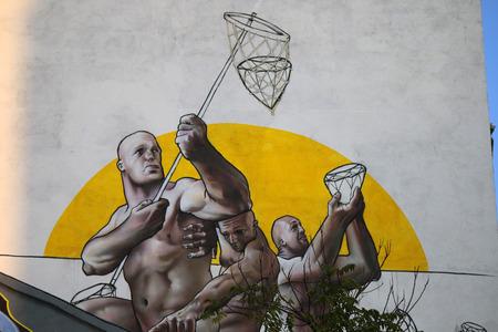 graffity: Graffity, Berlin.
