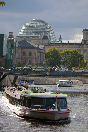 dome: Dome of the Reichstag, Berlin.