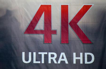 ultra: Brand names:  4K Ultra HD , Berlin. Editorial