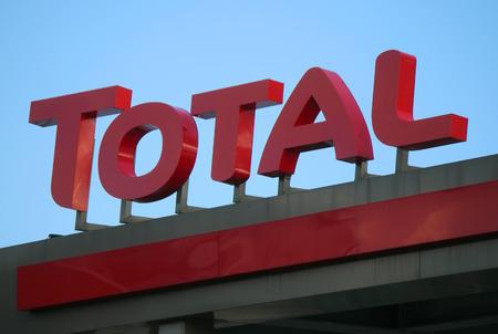 total: Brand names:  Total , Berlin.