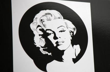 monroe: Marilyn Monroe, Berlin.