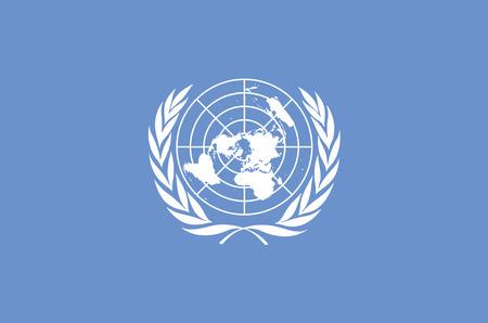 nations: Flag: United Nations  flag: United Nations.