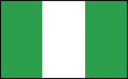 nigeria: Flag: Nigeria  flag Nigeria.