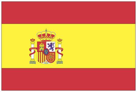 Flagge: Spanien  Flagge: Spanien.