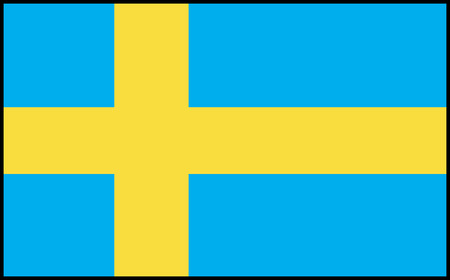 bandera suecia: Bandera: Suecia  bandera de Suecia.