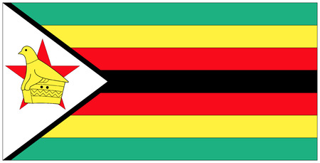 zimbabwe: Bandera: Zimbabwe  bandera: Zimbabwe.