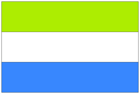 sierra: Flag: Sierra Leone  flag: Sierra Leone.