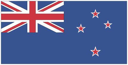 bandera de nueva zelanda: Bandera: Nueva Zelanda  bandera de Nueva Zelanda.