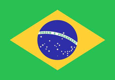 flag banner: Flag: Brazil  flag: Brasil.