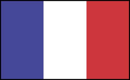 bandera francia: Bandera: Francia  bandera de Francia.