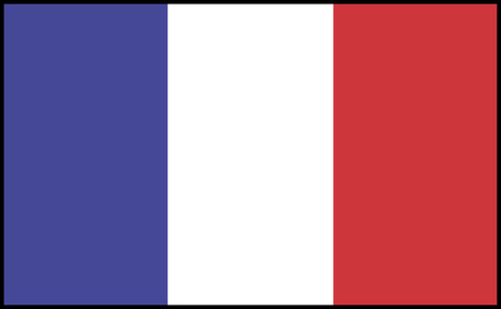 Flag: France  flag: France. Stock Photo