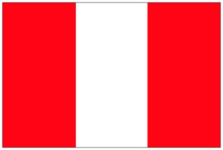 bandera peru: Bandera: Per�  bandera de Per�.