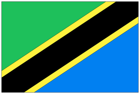 tanzania: Flag: Tanzania  flag: Tanzania.