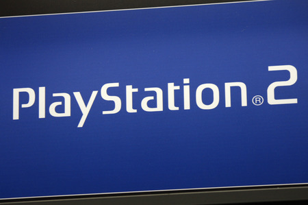 sony: Brand Name:  Sony Play Station 2 , December 2013 in Berlin. Editorial