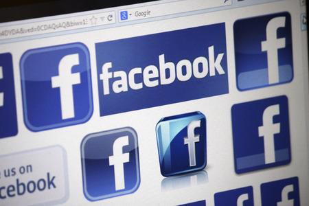 "Markenname: ""Facebook"", Dezember 2013, Berlin."