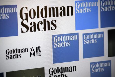 "Markenname: ""Goldman Sachs"", Dezember 2013, Berlin."