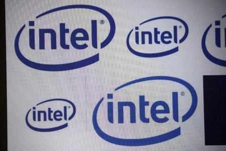 intel: Brand Name:  Intel, December 2013 in Berlin. Editorial