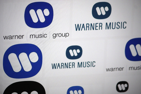 warner: Brand Name:  Warner Music Group , Berlin.