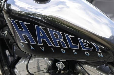 harley: Brand Name: Harley Davidson , Berlin.