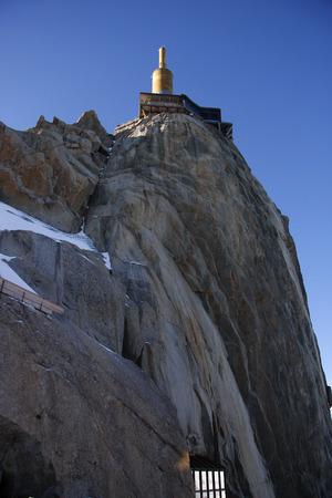 midi: Aiguille du Midi Mont Blanc