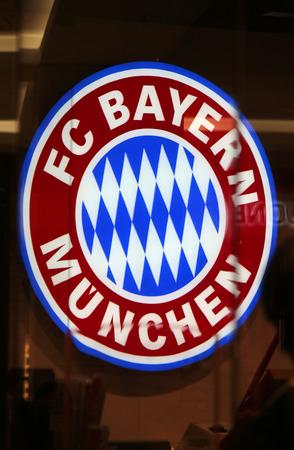 """bayern: Brand names:  """"FC Bayern Muenchen """", Berlin."""