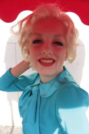 marilyn: Marilyn Monroe waxworks Madame Tussauds Berlin Mitte.