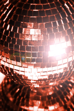 trouble free: Symbolic picture: Disco ball.