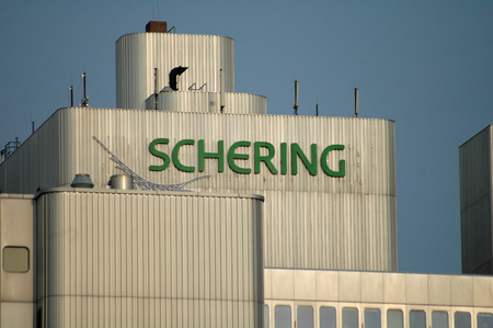 ag: the headquarters of Schering AG in Berlin Wedding. Editorial