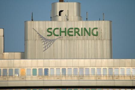 headquarters: The headquarters of Schering