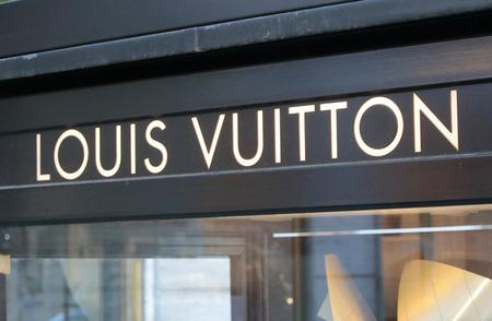 vuitton: Brand name: Louis Vuitton.