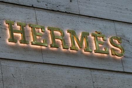 hermes: Brand name: Hermes.