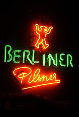 pilsner: Brand Name: Berliner Pilsner.