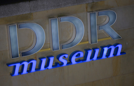 ddr: Brand Name: DDR Museum. Editorial