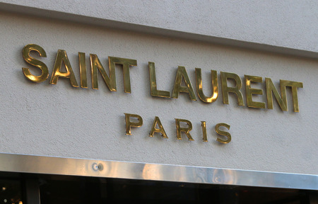 laurent: Brand Name: Yves Saint Laurent.