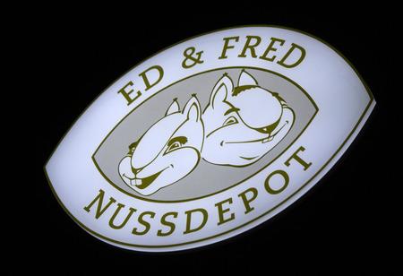 depot: Brand Name: Ed Fred Nuss Depot.